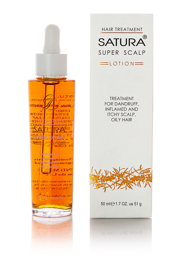 Лосьон SATURA® SUPER SCALP